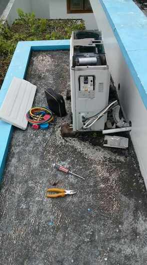 Service AC Klaten Murah