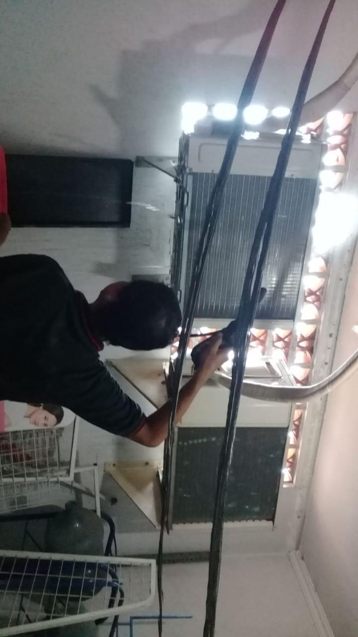 Jasa service ac solo murah dengan teknisi tukang handal